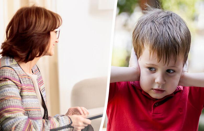 Psicopedagogia vs TEA